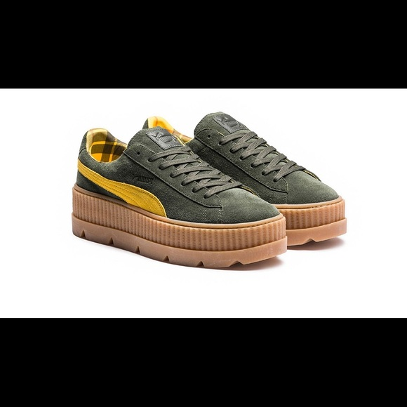 f78aee8d178 Fenty Puma Creepers. M 5b5631a925457a6ce9e5b269. Other Shoes you ...